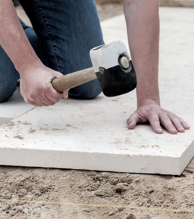 terrassement marteau